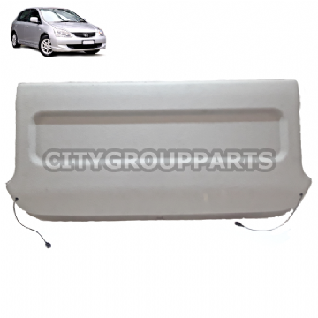 GENUINE HONDA CIVIC MK7 2000 TO 05 5 DOOR PARCEL SHELF LOAD COVER LUGGAGE BLIND